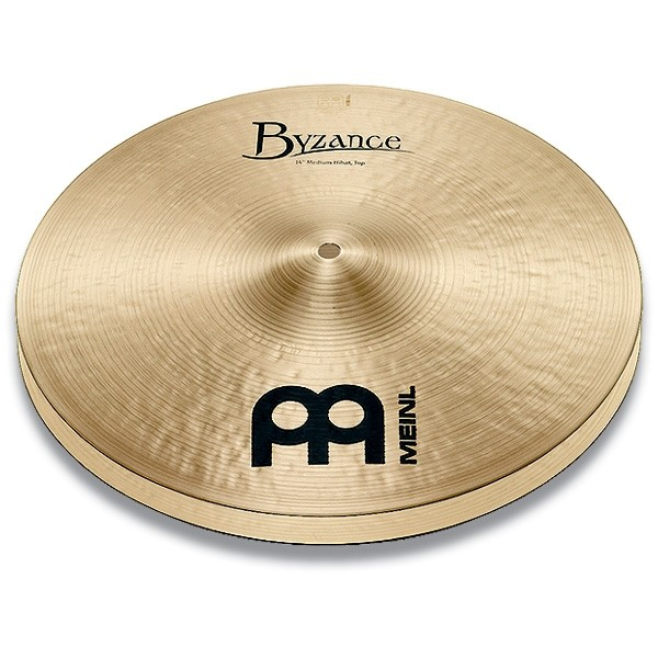 "Meinl - Byzance - Traditional Thin HiHat 14"" B14TH"