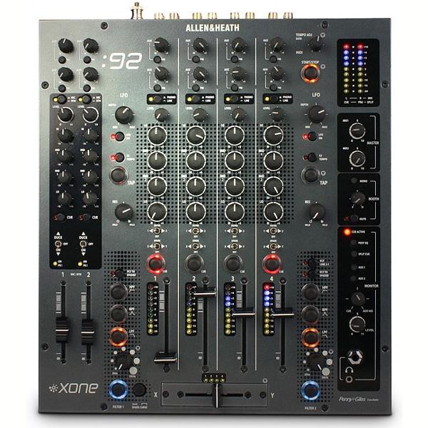 Allen & Heath - [Xone:92] Mixer DJ 6 canali