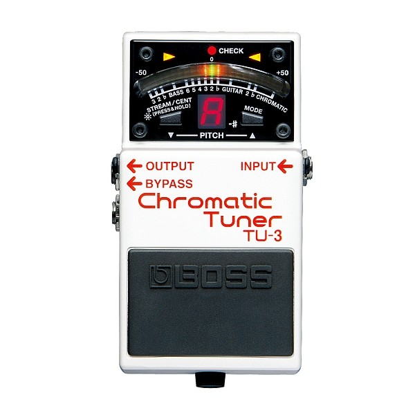 Boss - TU3 Chromatic Tuner