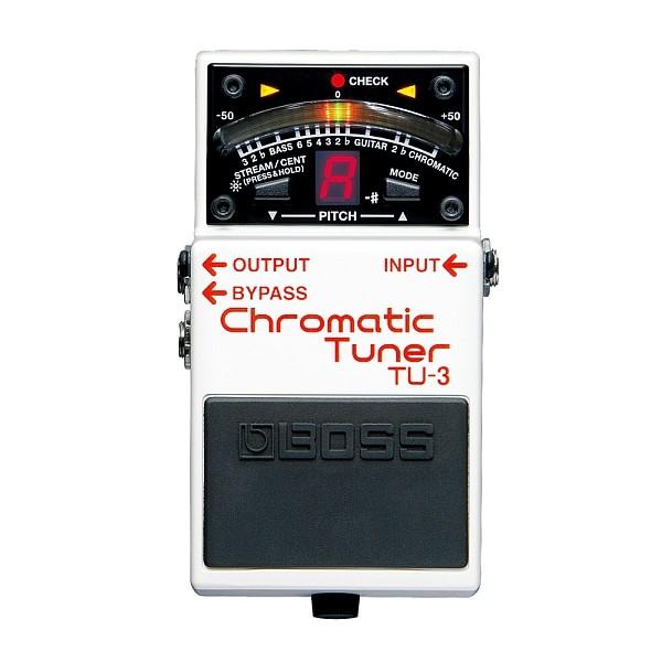 Boss - TU3 Chromatic Tuner
