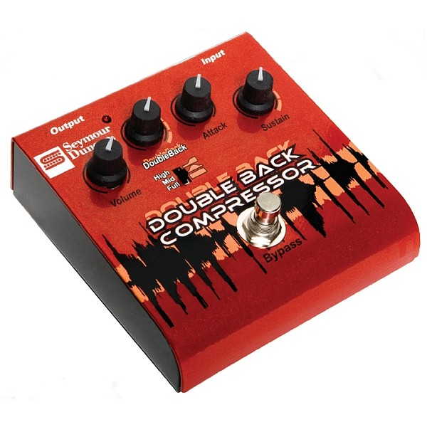 Seymour Duncan - SFX09 Double Back Compressor
