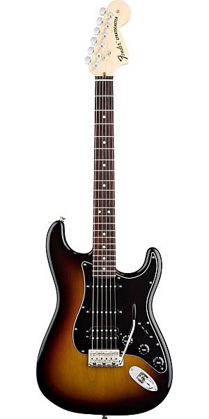 Fender - American Special - Stratocaster 3-Color Sunburst Rosewood