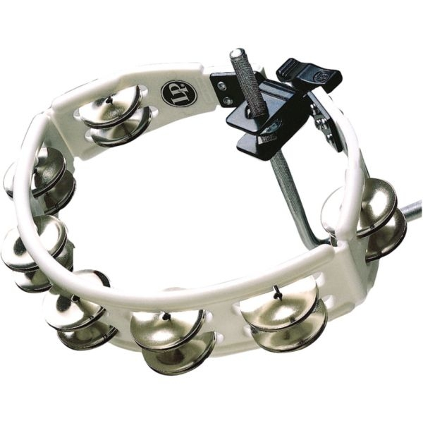 Lp Latin Percussion - [LP162] Cyclops Tambourine - Bianco