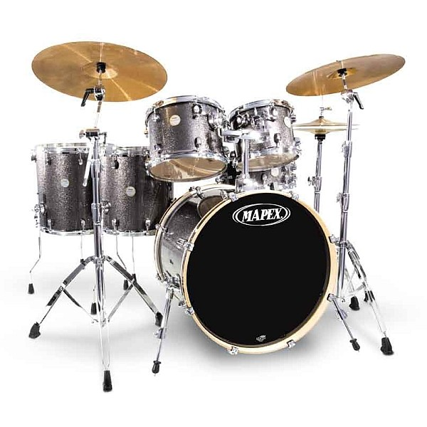 Mapex - Meridian Maple - MP6285VP Studioease - Vanilla Cream Pearl