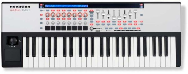 Novation - ReMOTE SL 49 MKII
