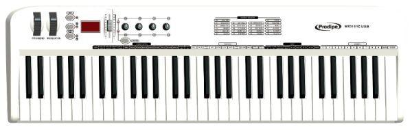 Prodipe - MIDI USB Keyboard 61C