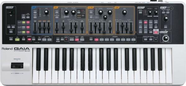 Roland - [SH-01] GAIA Sintetizzatore + Software Sound Designer