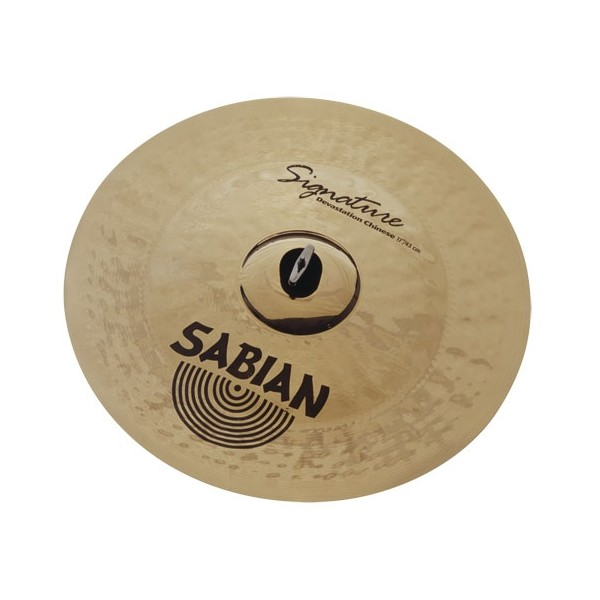 Sabian - Vault Signature Devastation Chinese 17