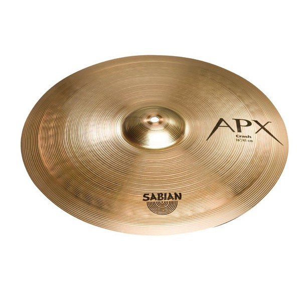 Sabian - APX Crash 16