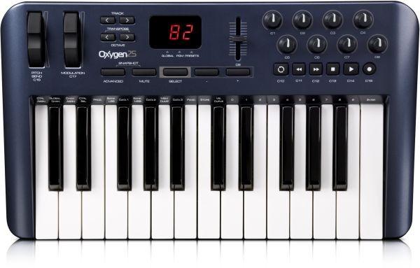 M-Audio - Oxygen 25 MKII