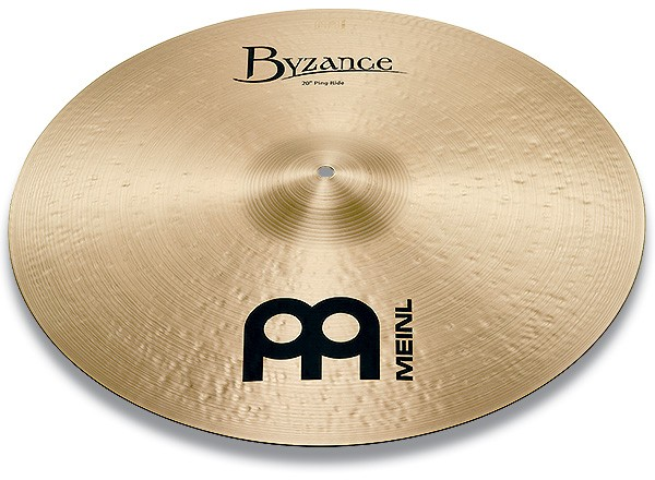 "Meinl - Byzance - Traditional Ping Ride 20"" B20PR"