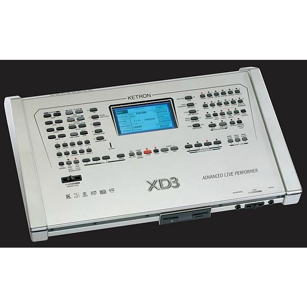 Ketron - [XD3] Modulo Sonoro