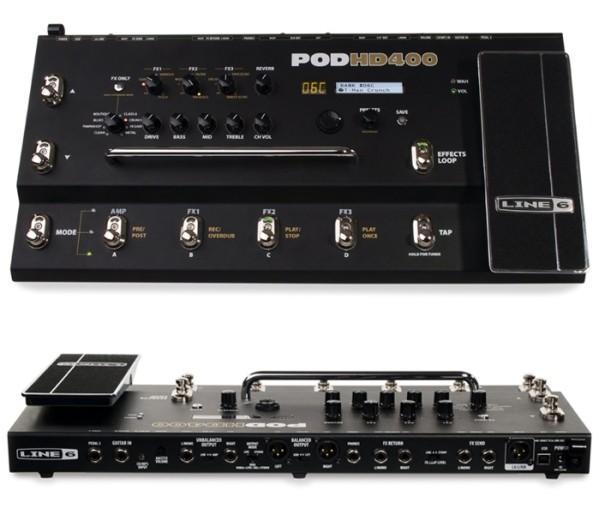 Line6 - POD HD400