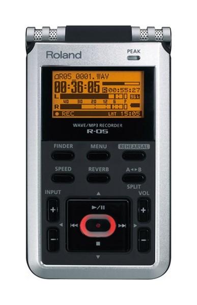 Roland - R-05 Registratore Portatile