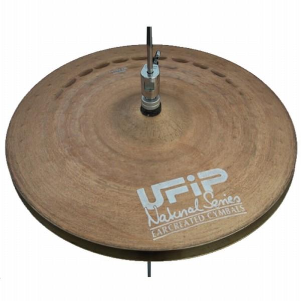 "Ufip - Natural - Regular Hi-Hat 13"""