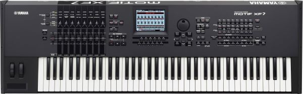 Yamaha - MOTIF XF7