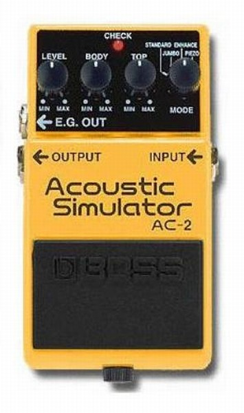Boss - AC2 Acoustic simulator