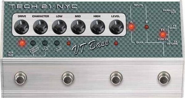 Tech 21 - Character Series - VT Bass Deluxe