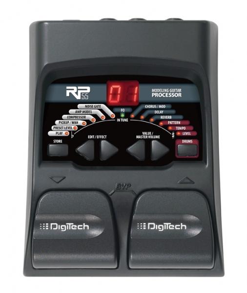 Digitech - Multi-Effetti - RP55