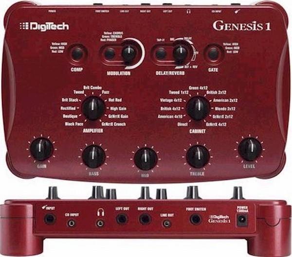 Digitech - Genesis 1
