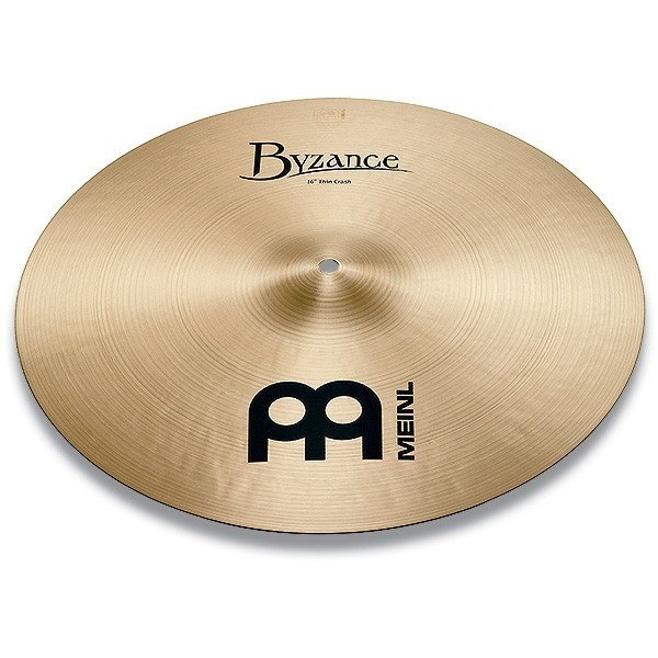 "Meinl - Byzance - Traditional Medium Thin Crash 16"" B16MTC"