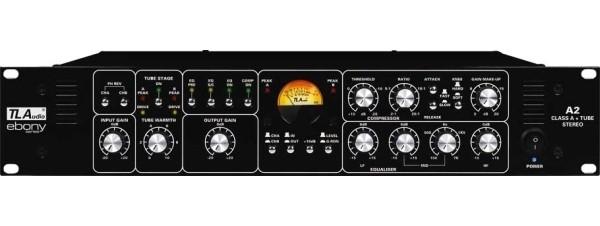 TL Audio - Ebony - A2 Tube Stereo Processor