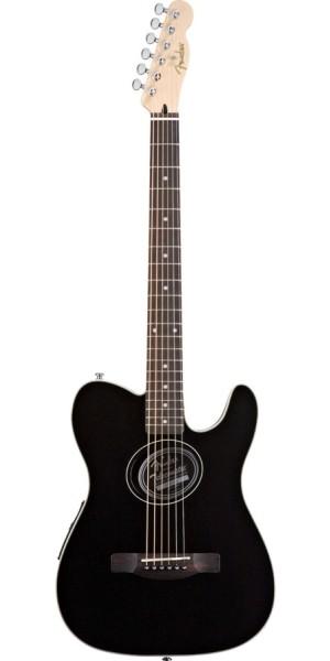 Fender - Telecoustic Black