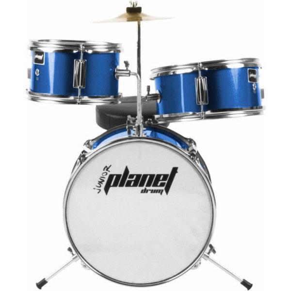 Planet Drum - Junior - DBJ3062 - Metallic Blue