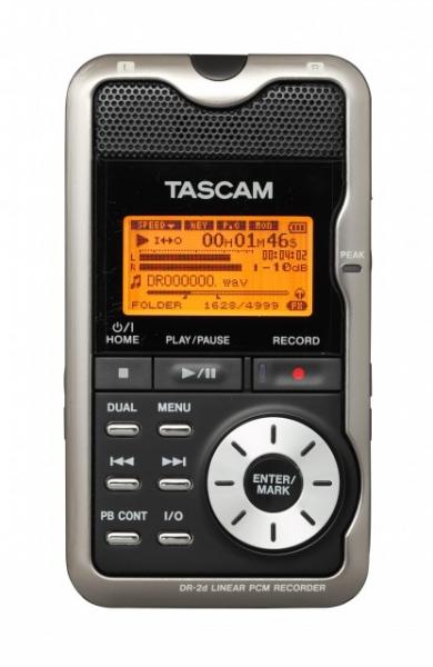 Tascam - DR-2d Registratore portatile