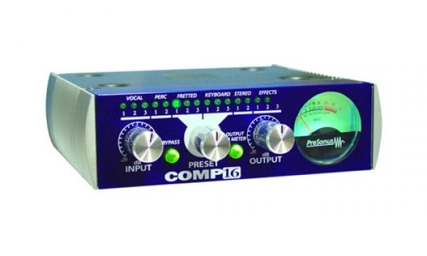 PreSonus - COMP16 1-channel Compressor