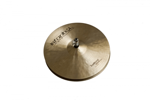 "Istanbul Mehmet - Traditional - Hi-Hat Matched Medium 14"" [HHMH-14]"