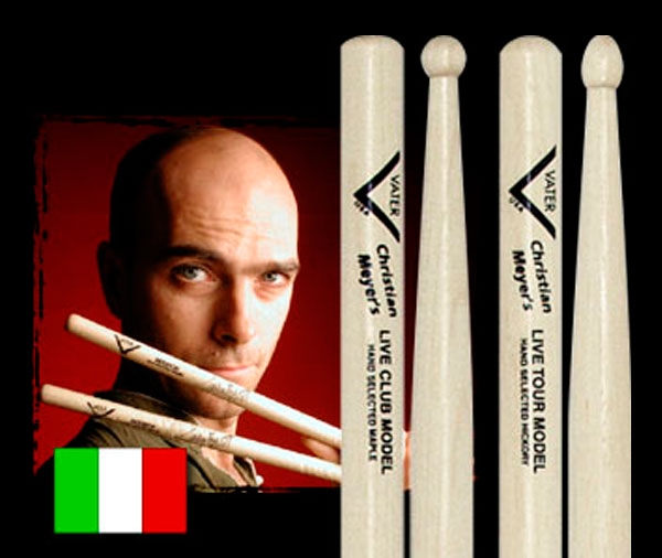 Vater - 5A Christian Meyer's - Live Club Model [VMCMLC]