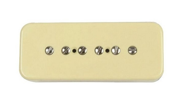 Seymour Duncan - SP90-3B Custom Soapbar Bridge Cream
