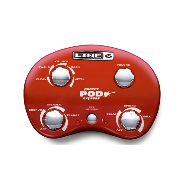 Line6 - Pocket Pod Express