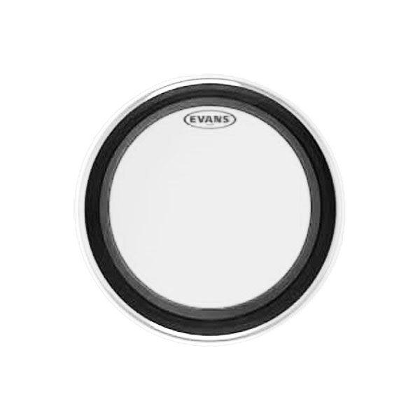 Evans - EMAD Batter Clear Drumhead 18""