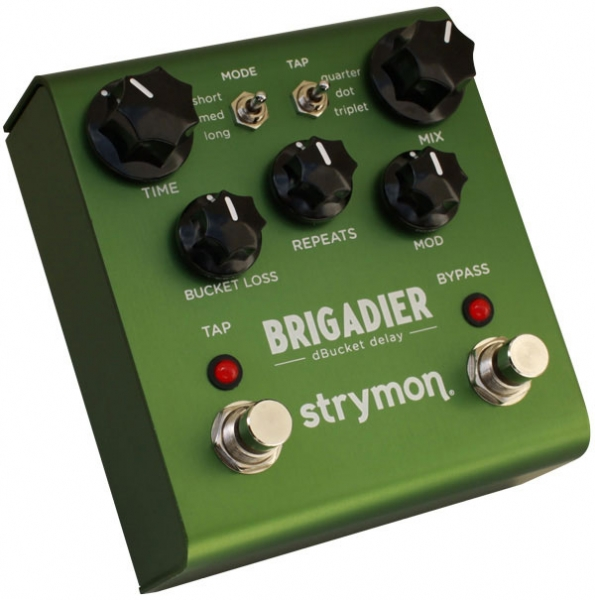 Strymon - Brigadier dBucket delay