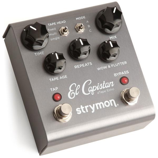 Strymon - El Capistan dTape Echo