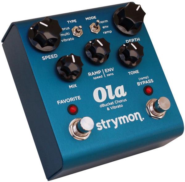 Strymon - Ola dBucket Chorus e Vibrato