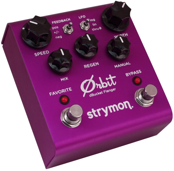 Strymon - Orbit dBucket Flanger