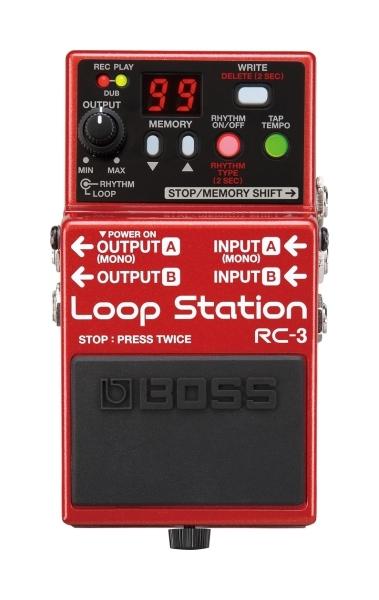 Boss - RC3 Loop Station