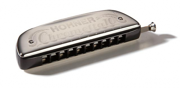 Hohner - Armonica Chrometta 8 DO
