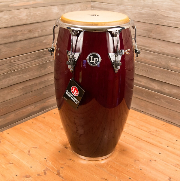 Lp Latin Percussion - Lp259x-dw conga salsa 11 3/4