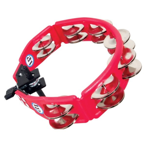 Lp Latin Percussion - [LP161] Cyclops Tambourine - Rosso