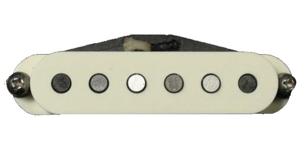 Suhr - Fletcher Landau - Classic Bridge Hot Bianco - Mike Landau