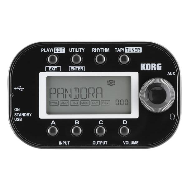 Korg - Pandora Mini Black