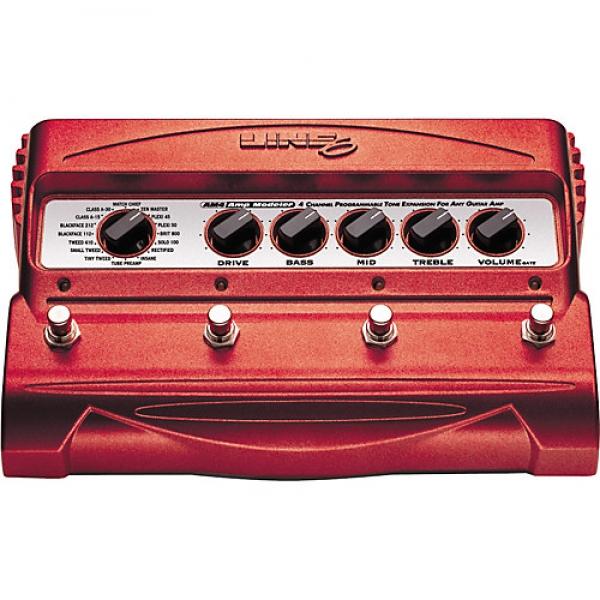 Line6 - Line 6 - AM4 AMP MODELER EFF PROG DIG