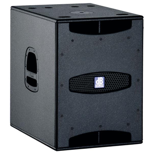 dB Technologies - [SUB 15D] Subwoofer 1000W