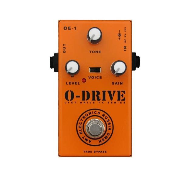 Amt Electronics - O-Drive