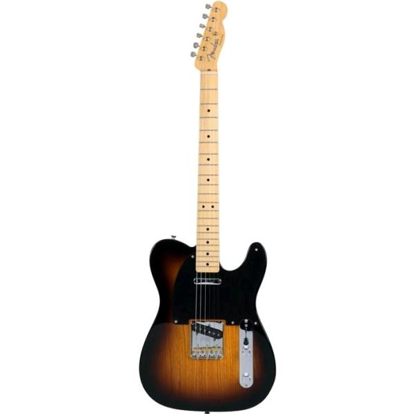 Fender - Mexican Classic Player - Baja Telecaster 2-Tone Sunburst Maple