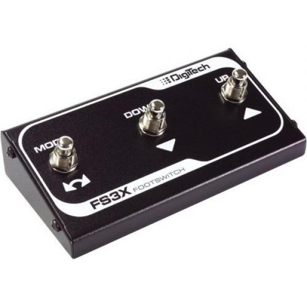 Digitech - FS3X 3-Button Footswitch